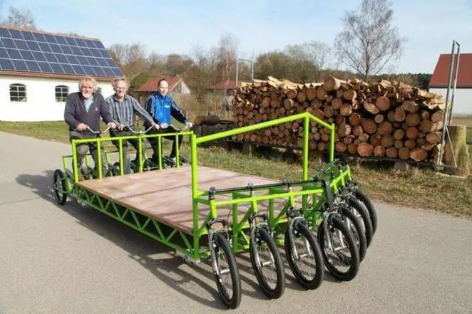 18 Cool Bike Projects That Really Exist!