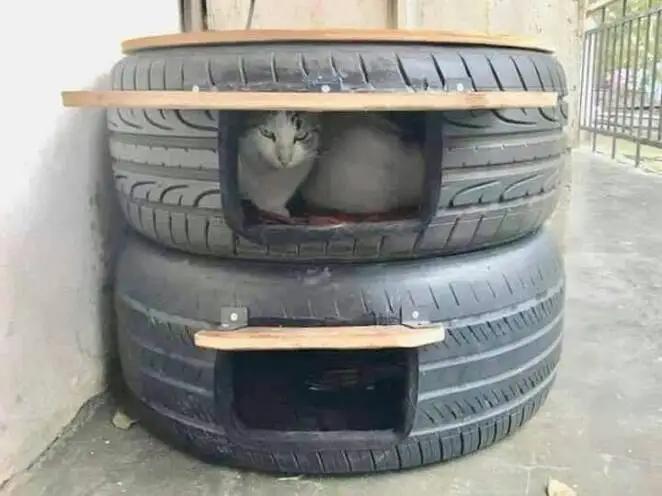 17 Creative Ideas for Repurposing Old Tires