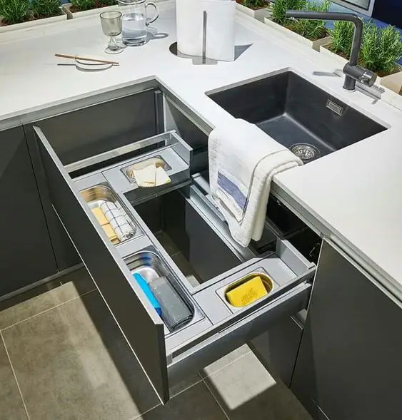 17 Great Ideas on How to Manage Your Kitchen Drawers. That's Enough of All That Chaos!