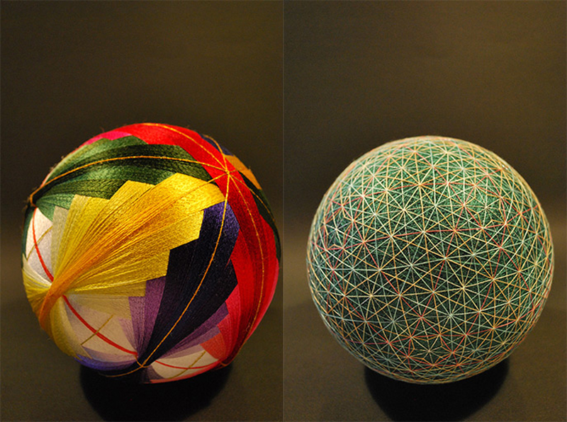 A-Huge-Collection-of-Embroidered-Temari-Spheres-04