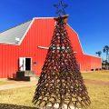 Blacksmith's Christmas tree