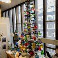 Chemist Christmas tree