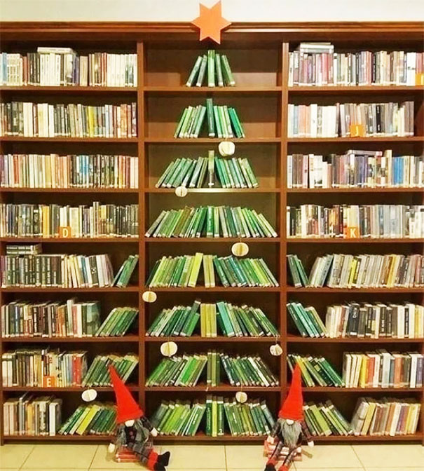 Christmas tree library