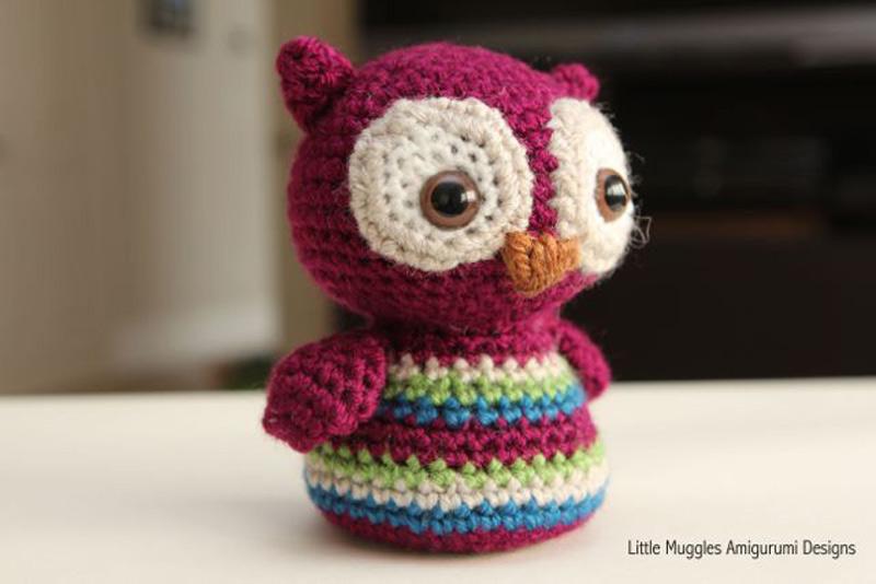Crochet Pattern Owl Baby : baby owl crochet pattern MEMEs