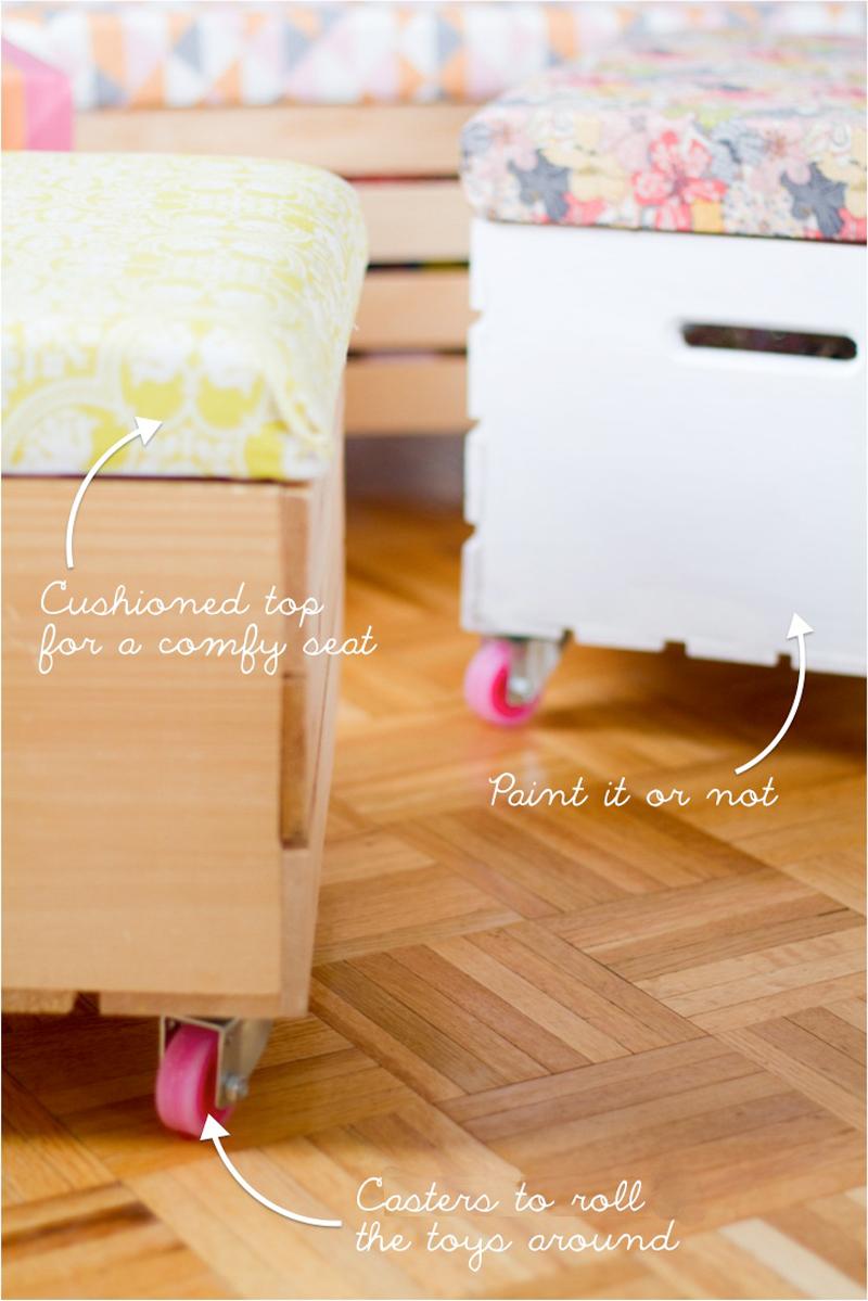 how to make diy toy box diy crafts handimania. Black Bedroom Furniture Sets. Home Design Ideas