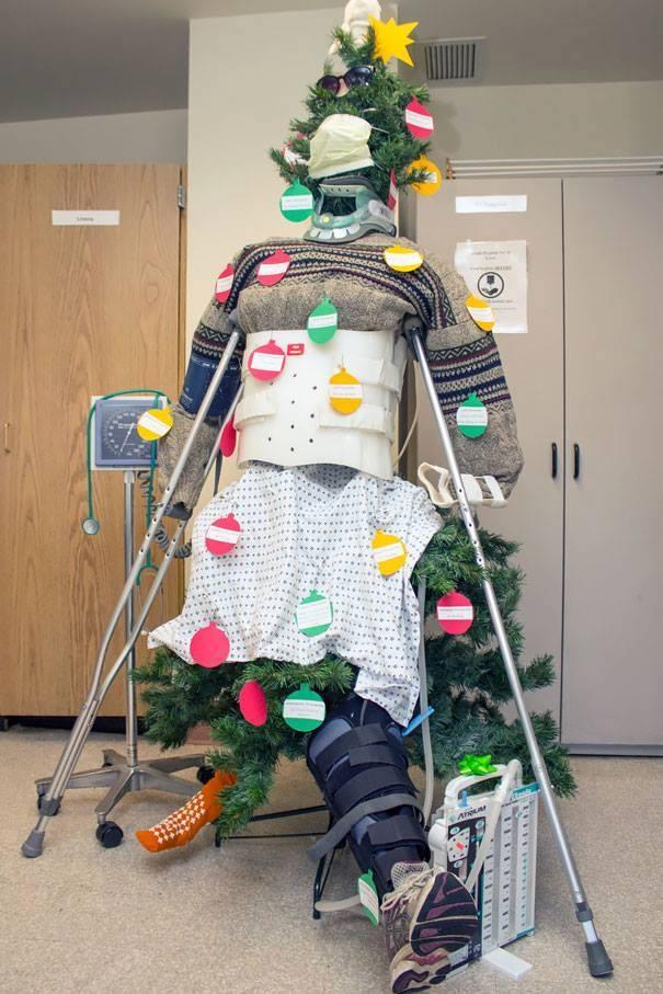 Christmas hospital 13