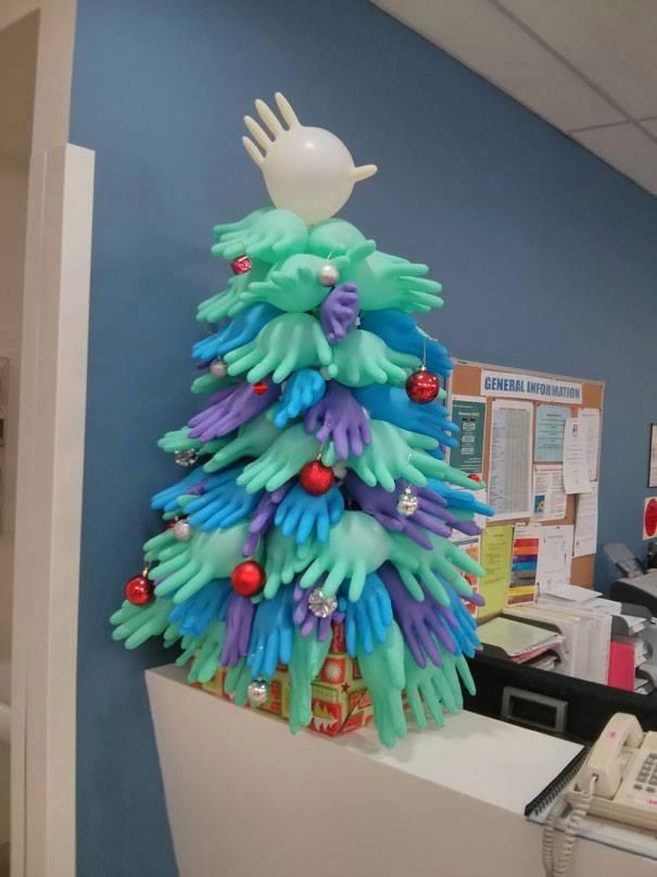 Christmas hospital 19