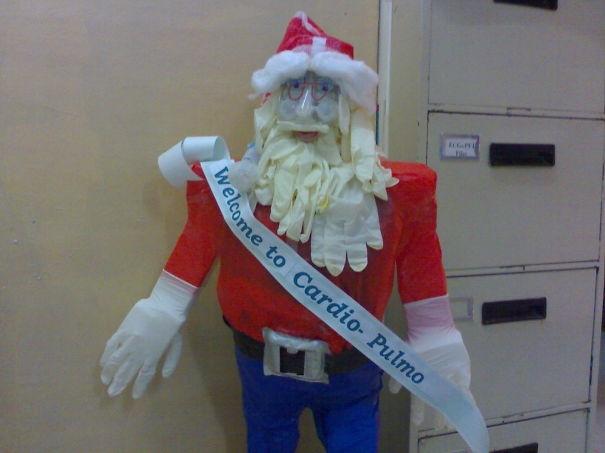 Christmas hospital 9