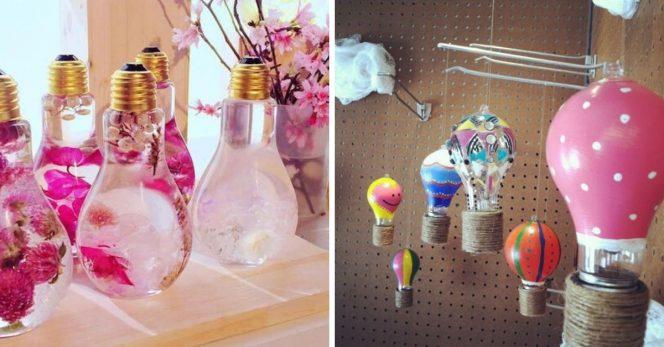 Light bulbs ideas