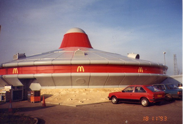 25 Strange McDonald's Building from All over the World. Would You like to Have One of Them in Your Area?