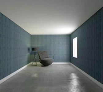 How to Visually Enlarge a Small Room? 7 Examples of Using Wall Colors