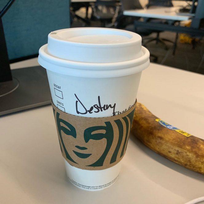 Starbucks cups 2