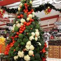 Vege christmas tree