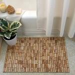 Wine cork bath mat01