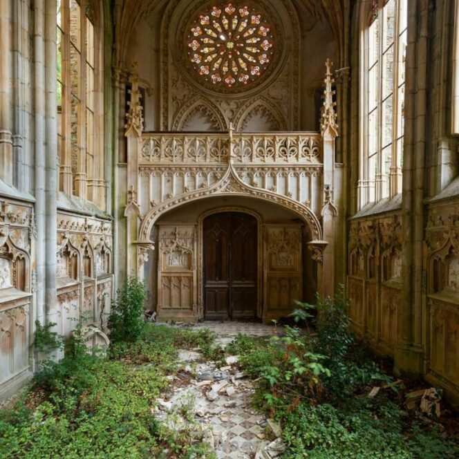 27 Deserted Places That Will Give You More Thrills Than You Could Possibly Imagine