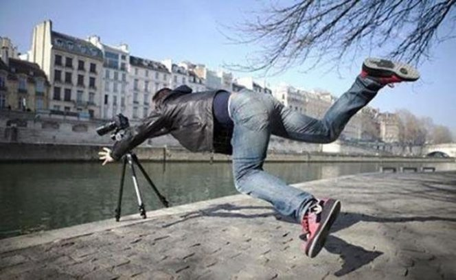 20 Epic Fails Captured in Photos