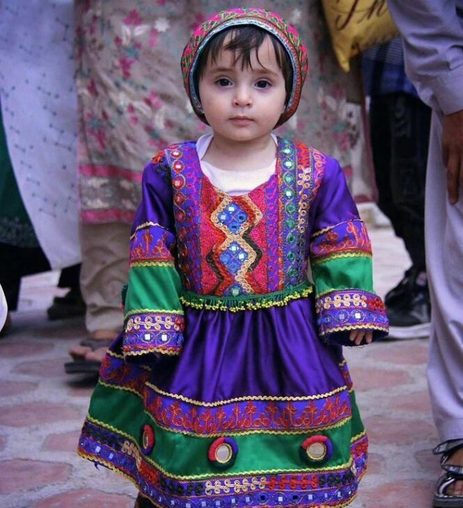 'We Don't Want Burqas!' 19 Afghan Women Show What Their National Outfits Really Look Like