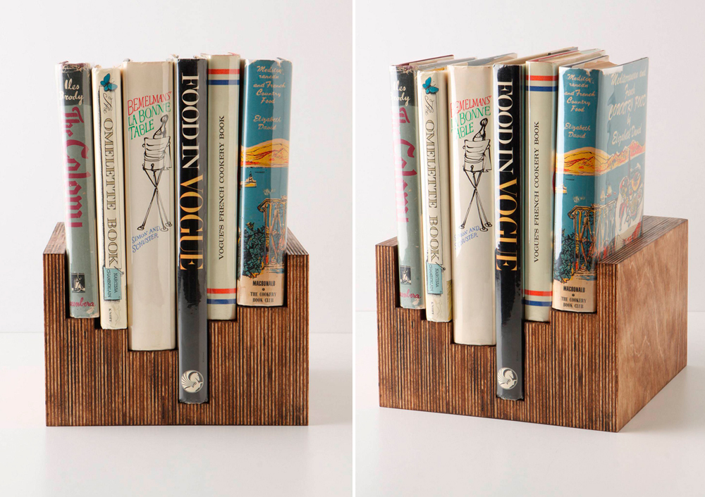Anthropologie Bookshelf