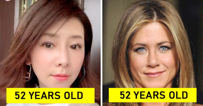 Scientists Answer the Question Why Asian Women Look Young Longer Than Those Coming from Europe and USA