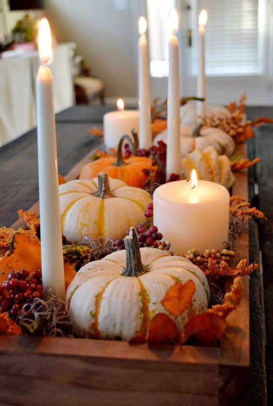 18 Beautiful Fall Table Inspirations. This Season Can Be So Delightful!
