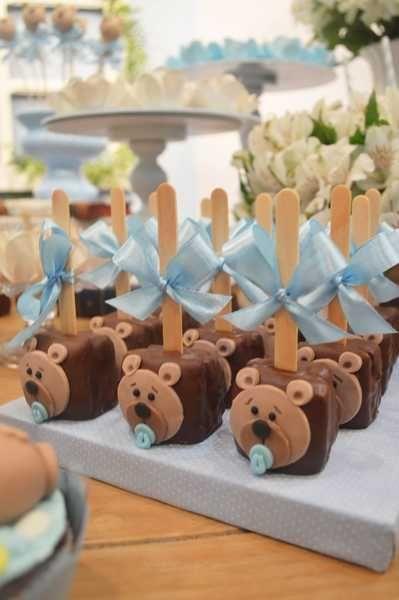 15 Original Ideas for Baby-Shower Snacks. So Cute and So Special!