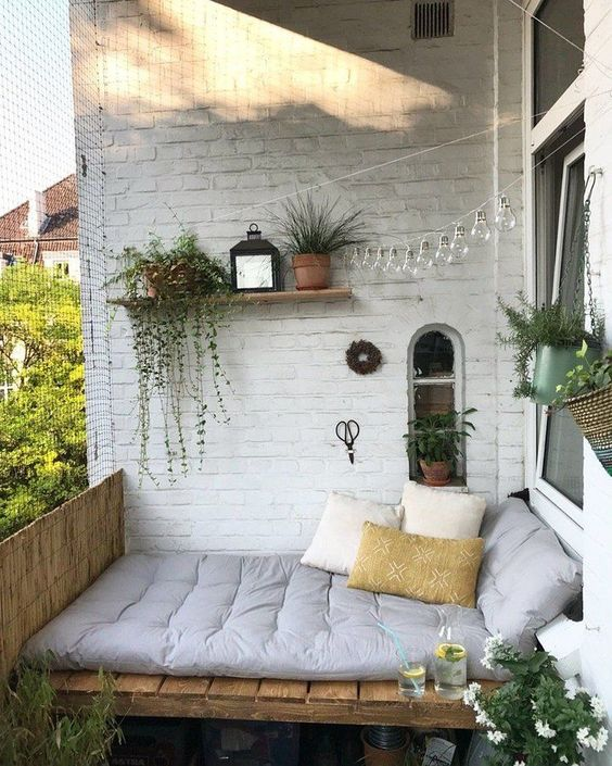 8 Clues How to Change Your Balcony. How to Quickly Turn It into a Really Cosy Place