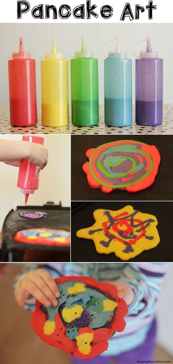 Food Coloring Works Not Only with Cakes. There Are at Least 8 Other Ways You Can Use It