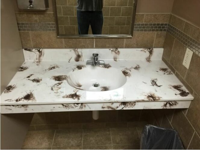 16 Worst Bathroom Designs. The Way Anyone Could Use Them Is Rather Unclear…