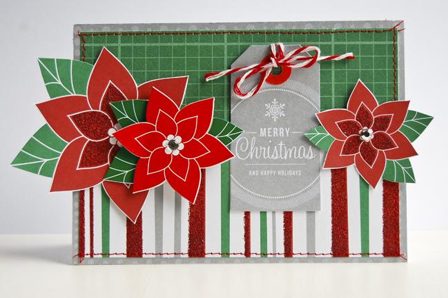 17 Beautiful Diy & Homemade Christmas Card Ideas
