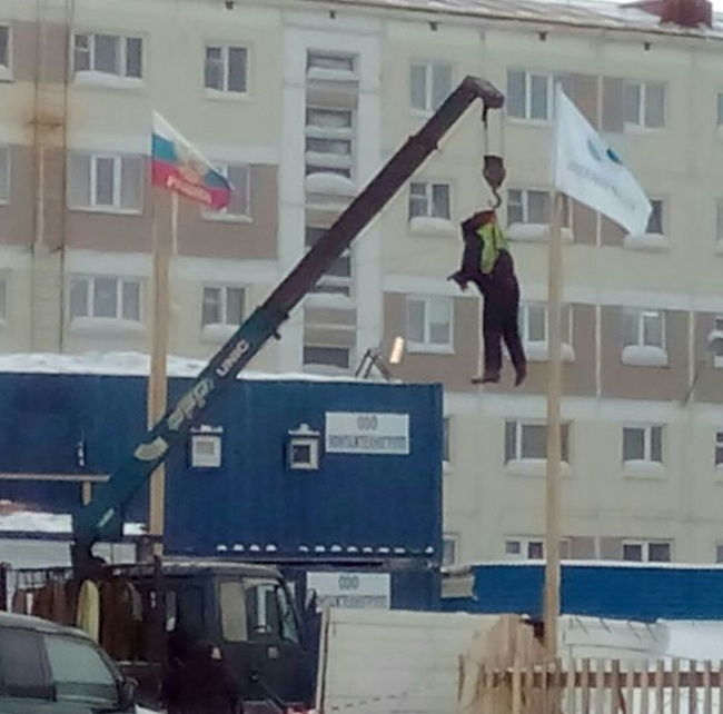 20 Insane Workers Who Must Have Been Sleeping during Health and Safety Training