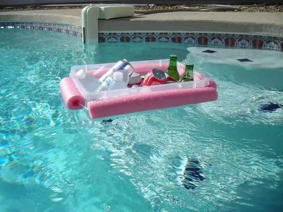 15 Unusual Uses for Foam Noodles. It's Not Only Useful In the Pool