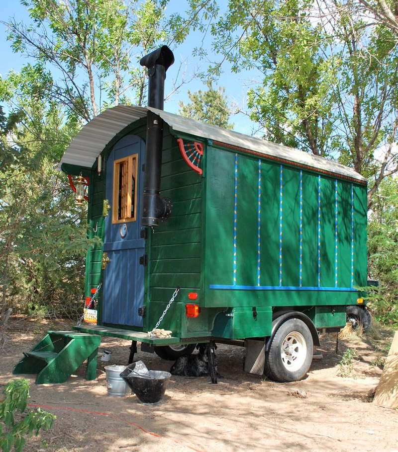 How To Make Building A Gypsy Wagon