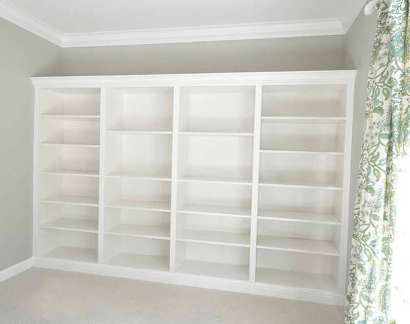 Built In Bookcases Part - 43: Built-in-bookcase-04
