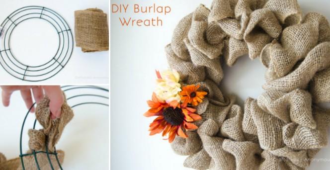 burlap bubble wreath fb