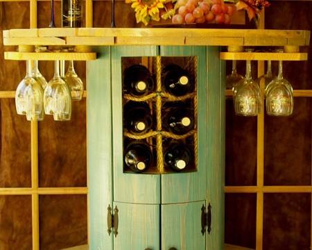 Holz Weinkisten Verwendung Deko Zu Hause