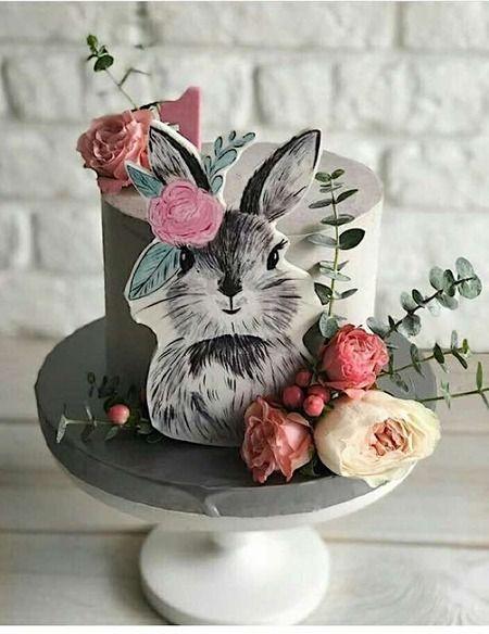 16 Beautiful Easter Cake Inspirations