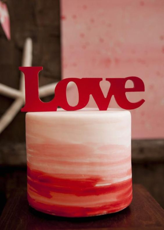 20 Valentine Cakes – Perhaps the Sweetest Ways to Express Your Feelings