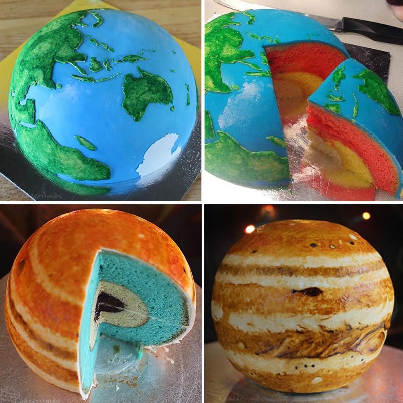 Planet Cake Buttercream Recipe
