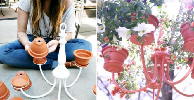 chandelier planter fb