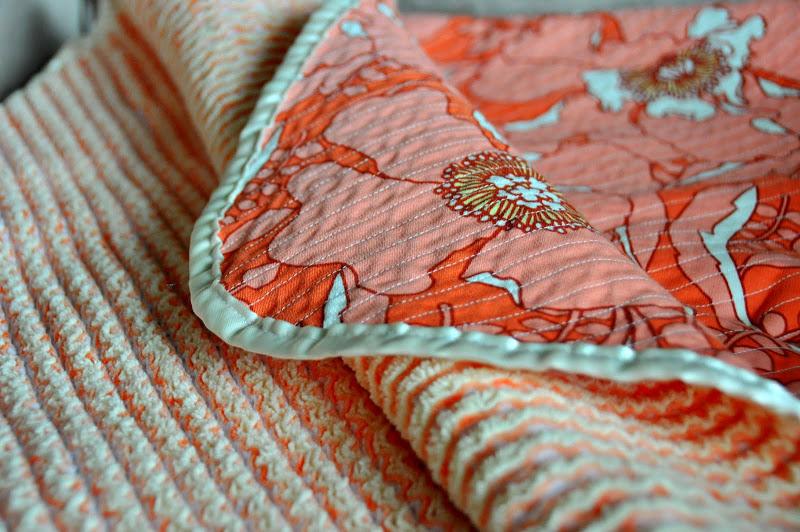 How To Make Chenille Baby Blanket Sew Handimania