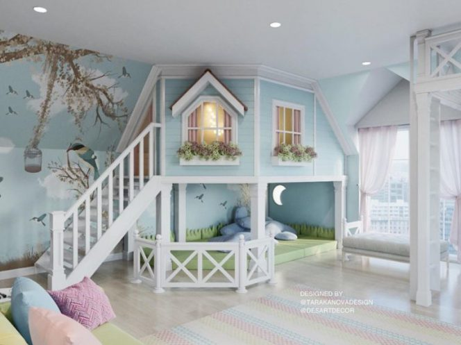 15 Amazing Ideas for Kids' Corners