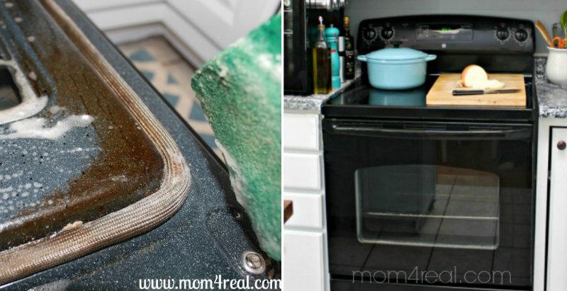 How To Clean An Oven Door Between The Glass