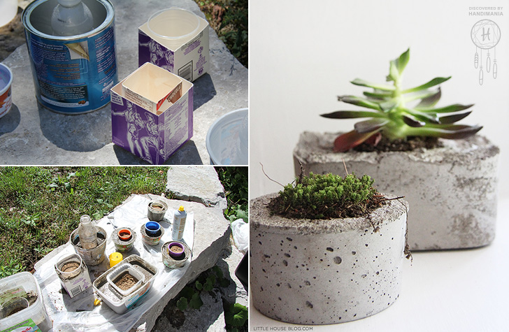 concrete-planters-collage