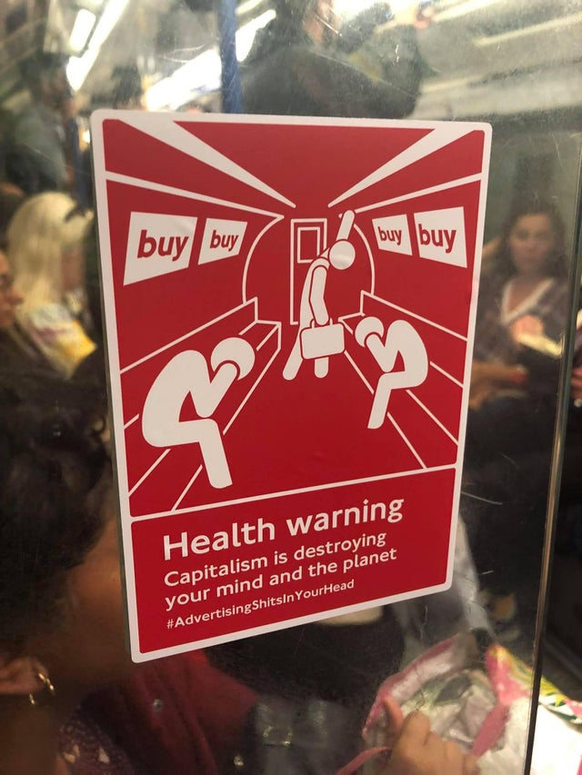 20 Photos to Make You Think and Declare a War on Consumerism