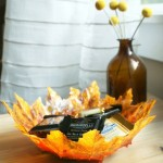 Autumn Leaf Bowl