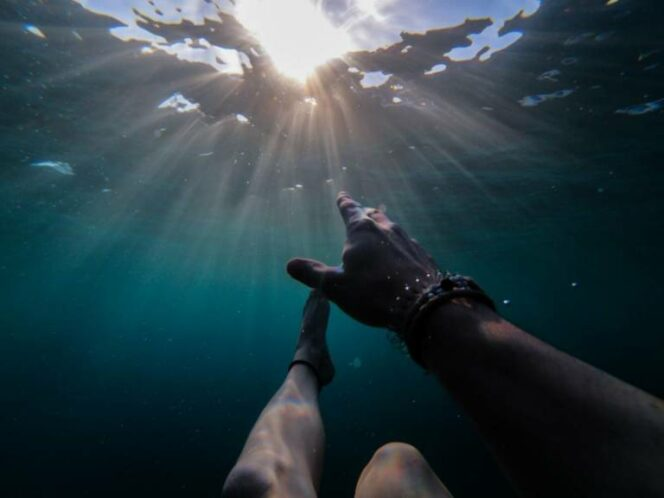 What Should You Do When You Begin to Drown? The Answer Can Save Your Life!