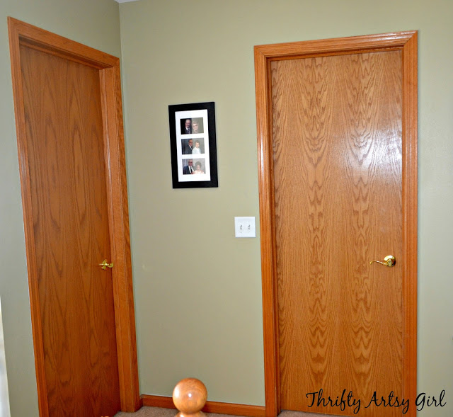 She Grew Tired of Wooden Doors. So She Decided to Totally Changed Them. Herself.