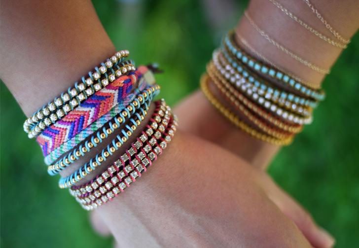 Easy Wrap Bracelet