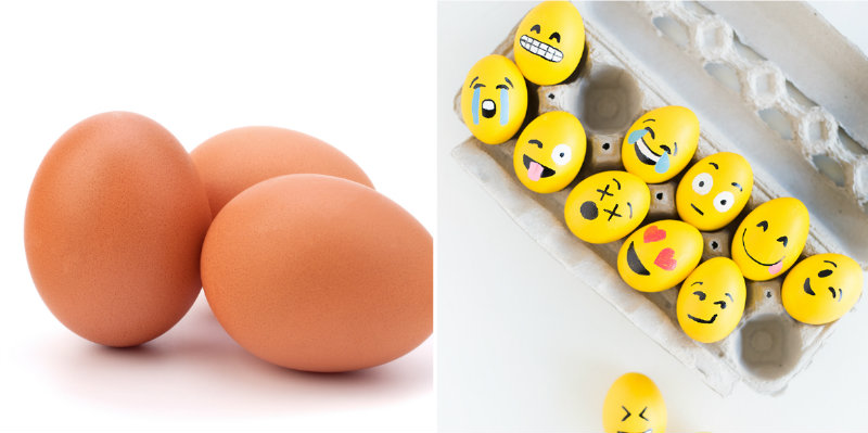 Google Easter Eggs List >> How to Make Emoji Easter Eggs - DIY & Crafts - Handimania