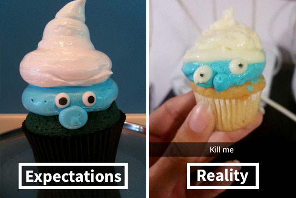16 Cases of Reality Failing to Come up to Expectations. We All Make Mistakes!